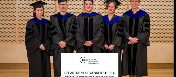 Department of Gender Studies